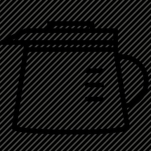 cafe, coffee, espresso, filter, manual, pourover, server icon
