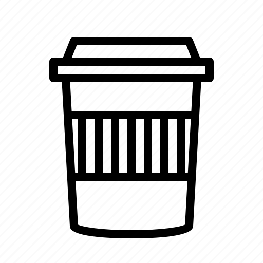 cafe, coffee, cup, espresso, paper, pourover, takaway icon