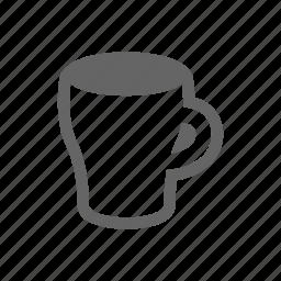 caffeine, café, coffee, cup, drinking, drinks, heat, mug icon