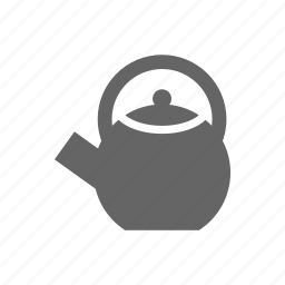 drinking, drinks, pot, tea, teapot icon