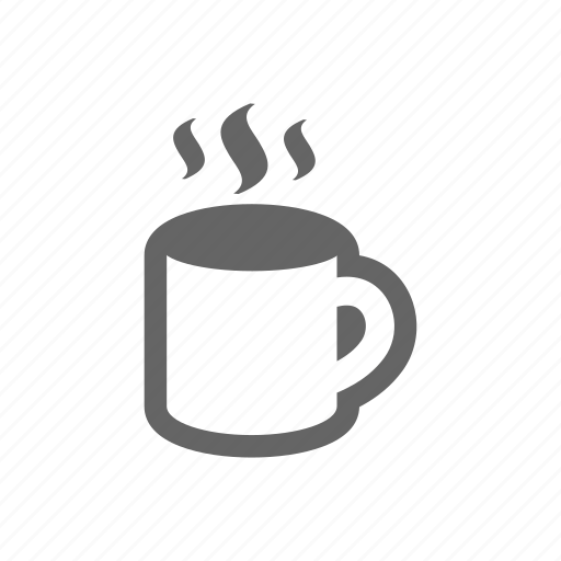 coffee, cup, drinking, drinks, espresso, heat, mug, tasting icon