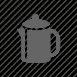 drinking, drinks, pot, tea icon