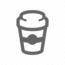 caffeine, café, cappuccino, coffee, cup, drinking, drinks icon