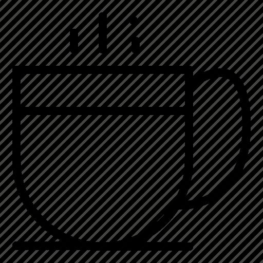 coffe, cold, drink, glass, hot, milk, tea icon