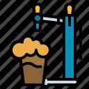 beverage, brew, coffee, cold, nitro icon