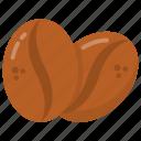 coffee grounds, coffee beans, caffeine seeds, caffeine beans, espresso beans