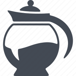 coffe, coffee, kettle, teapot icon
