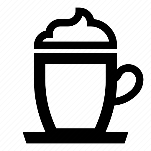Coffee, coffee drink, frappe, latte macchiato, drink, hot, mug icon - Download on Iconfinder