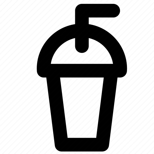 cafe, coffee, cold coffee, cup, mug, paper cup, take away icon