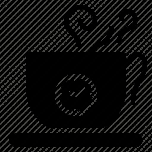 break, coffee, rest, time icon