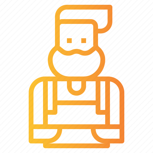 And, barista, coffee, jobs, professions, service, shop icon - Download on Iconfinder