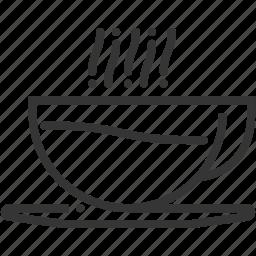 coffee cup, coffee shop, hot drink, mug, tea cup icon