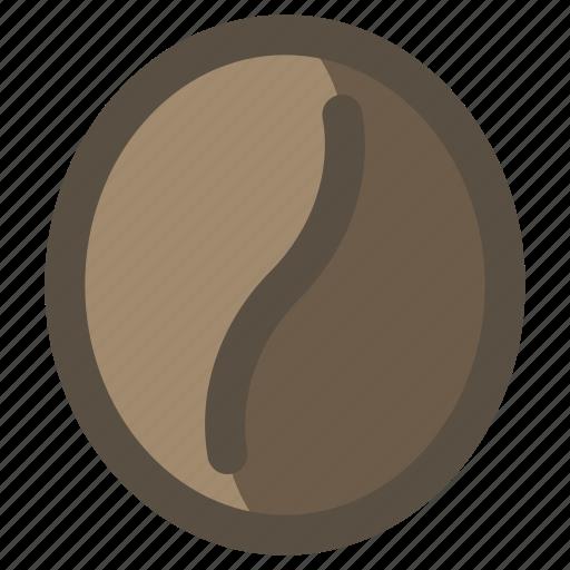 bean, cafe, coffee, single origin icon