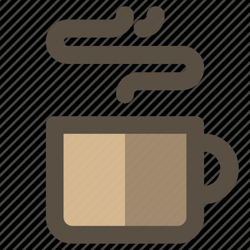 coffee, cup, mug icon