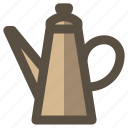 drink, kettle, kitchen, water icon