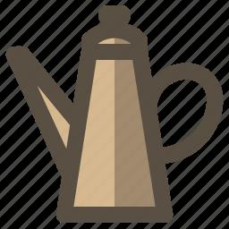 drink, kettle, kitchen, water icon