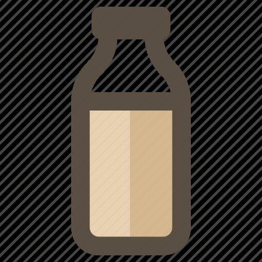 bottle, drink, milk icon