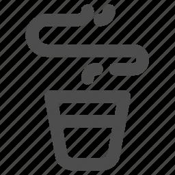 espresso, shot icon