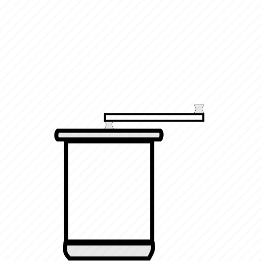 brew, coffee, grinder icon