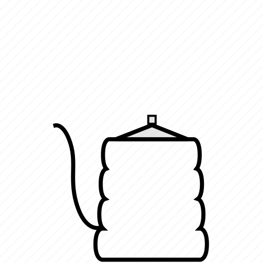 brew, coffee, kettle icon