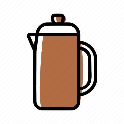 Coffee, manual brew, percolator icon - Download on Iconfinder
