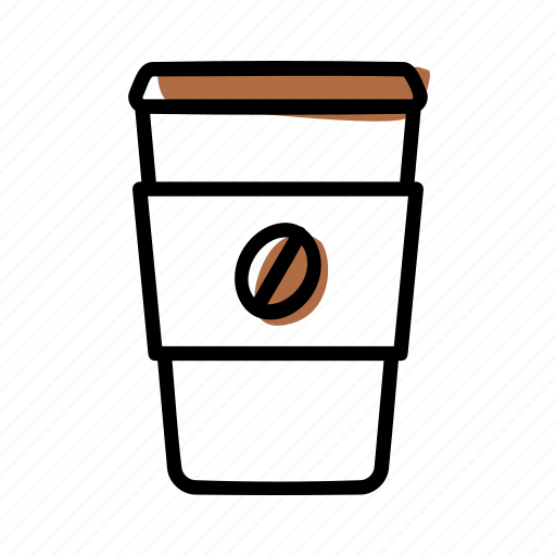 Coffee, take away icon - Download on Iconfinder