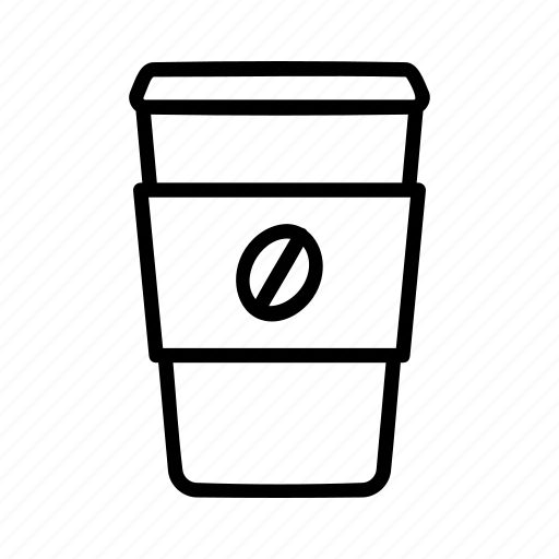 Coffee, cup, take away icon - Download on Iconfinder