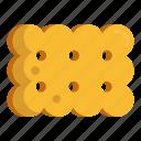 biscuit, egg waffle, eggette, egglet