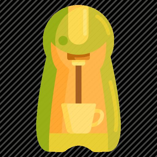 Coffee, coffee capsule machine, coffee machine, coffee maker, espresso icon - Download on Iconfinder