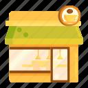 cafe, coffee, deli, diner, restaurant, shop, storefront