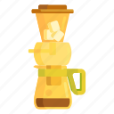 brew, coffee, cold, ice coffee, iced coffee
