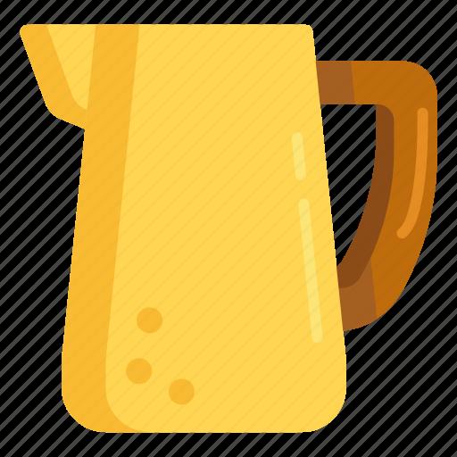 Jug, milk, pitcher icon