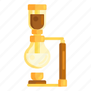 coffee, coffee brew, coffee syphon, syphon icon