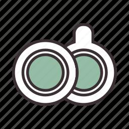 cafe, coffee, espresso, pods icon