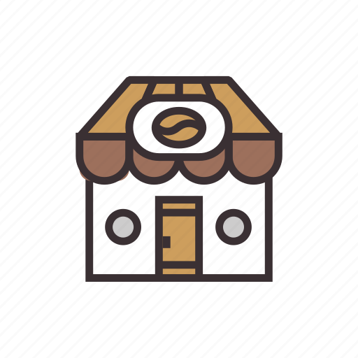 business, coffee, ecommerce, market, shop, store icon