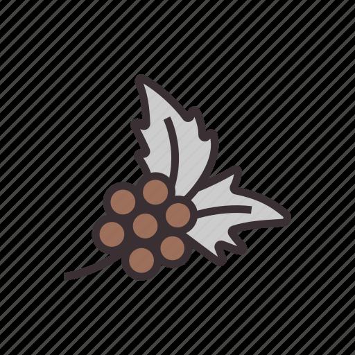 coffee, leaf, plant, tree icon