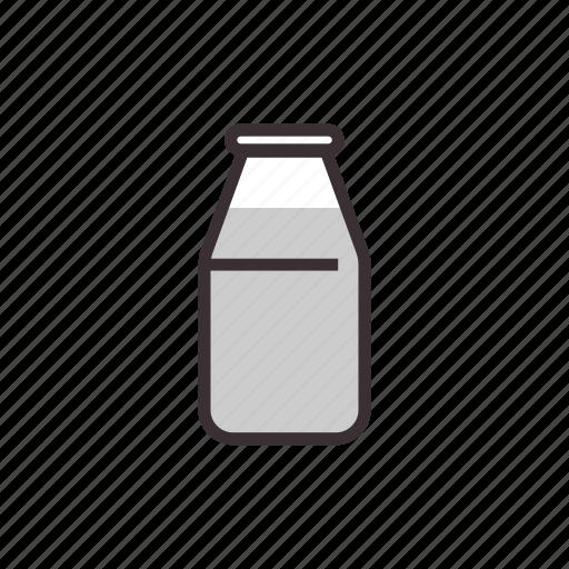 dairy, milk, product icon