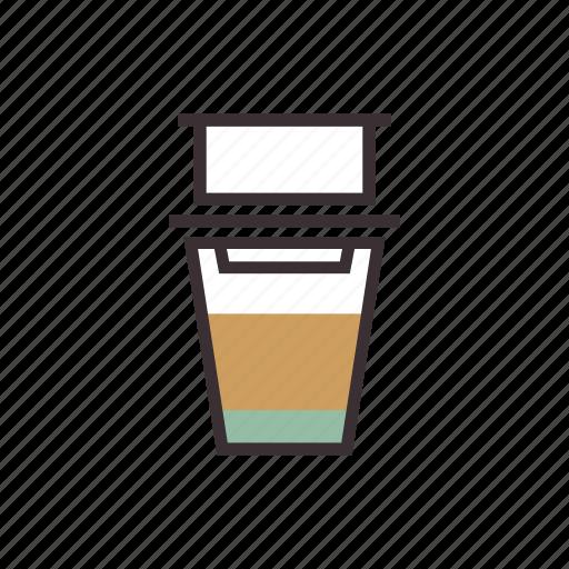 brew, coffee, hot, vietnamese icon
