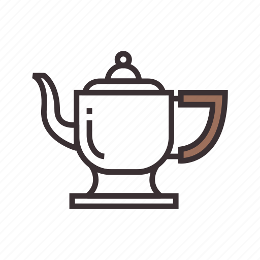 Coffee, pot, vintage icon - Download on Iconfinder