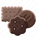 bakery, cookie, cookies, dessert, hospital icon