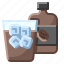 coffee, cold, hospital, ice icon