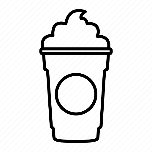 coffee, coffee shop, frappe, frappuccino, ice coffee, mocha, starbucks icon