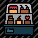 cakes, sweet, birthday, dessert, bakery, cake