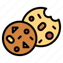 bakery, cookie, cookies, dessert, sweet icon