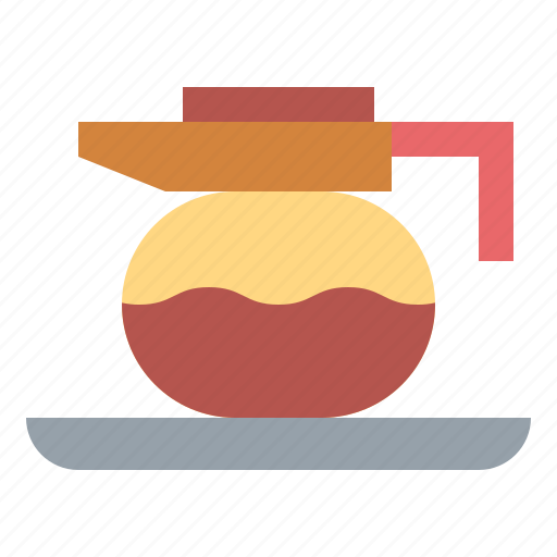 coffee, kitchenware, maker, shop icon