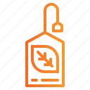 bag, cup, drinks, hot, tea icon