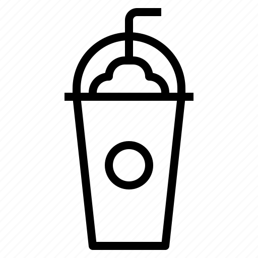 cafe, coffee, drink, healthy, smoothie icon