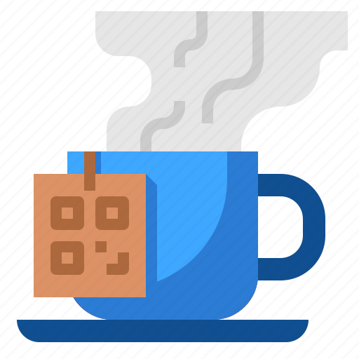 business, code, coffee, pay, qr, shop icon