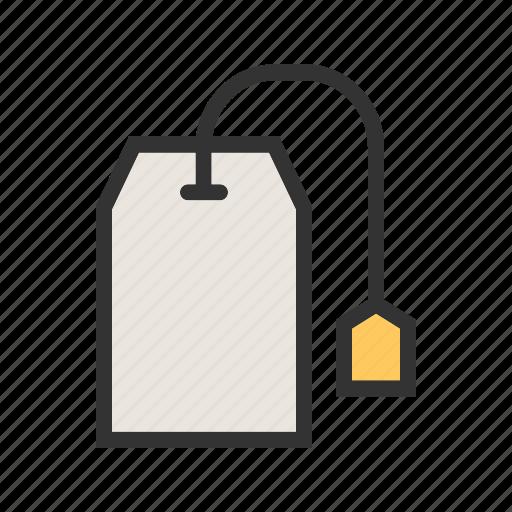 bag, breakfast, cup, drink, healthy, liquid, tea icon