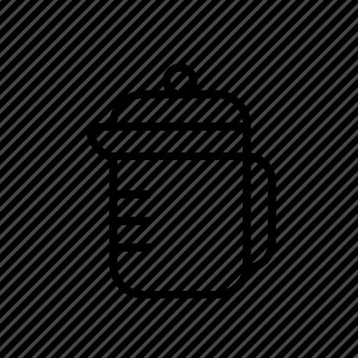 cafe, coffee, coffee jar, coffee pot, pot, pot001 icon